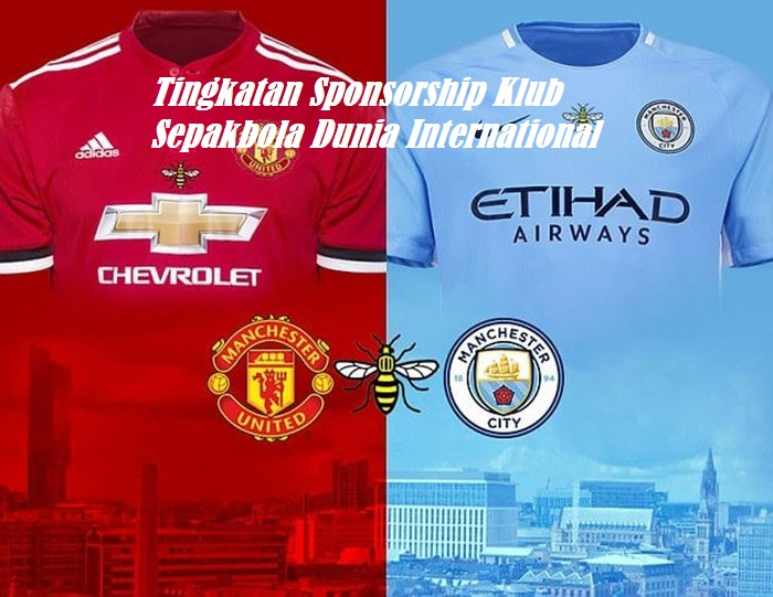 Tingkatan Sponsorship Klub Sepakbola Dunia International